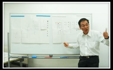 行政書士橋本雅幸先生の家系図作成講座に運営担当として参加させて頂きました。